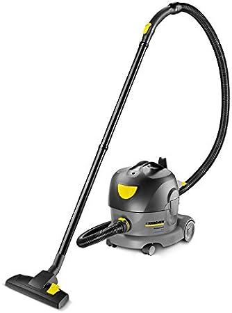 Kärcher T 7/1 eco!efficiency 500 W - Aspiradora (500 W, 28,1 kWh, 220-240 V, 50-60 Hz, Aspiradora de tambor, Bolsa para el polvo): Amazon.es: Hogar