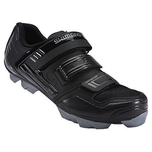 Mountain Bike Shoes (Shimano SH-XC31 Cycling Shoe - Men's Black, 45.0)