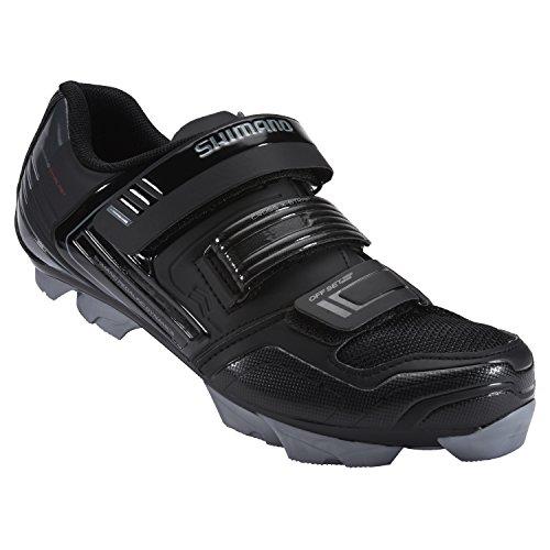 Mountain Bike Cycling Shoes (Shimano SH-XC31 Cycling Shoe - Men's Black, 43.0)