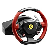 Thrustmaster Racing Wheel Ferrari 458 Spider Edition - Xbox One