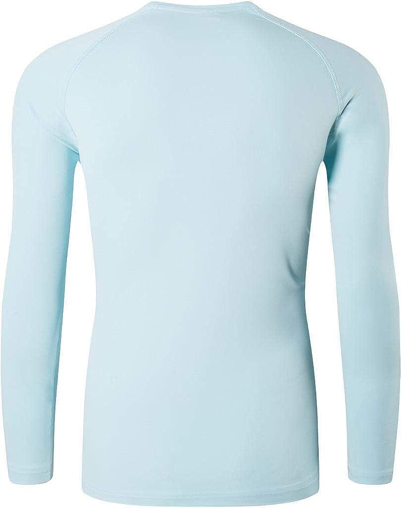 Jeansian Hombre Deporte Proteccion Solar UPF 50 UV Camiseta Men Sport T-Shirt LA245