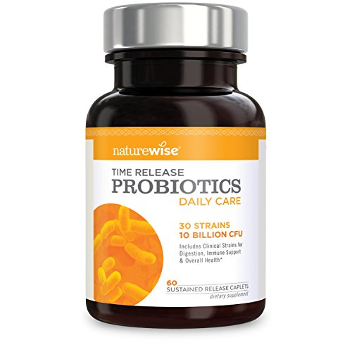NatureWise Daily Care Time Release Probiotics product image