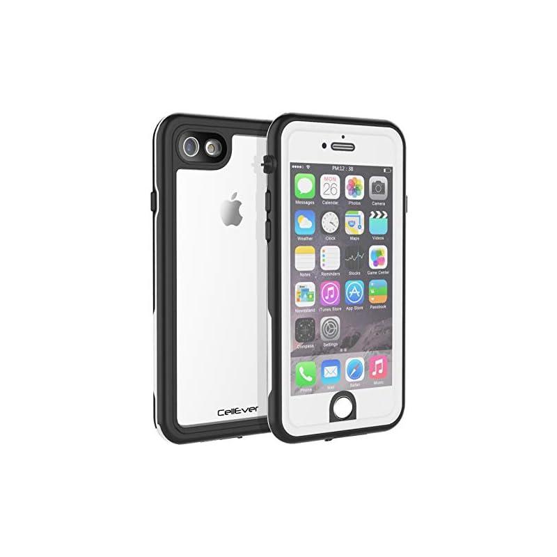 CellEver iPhone 6 / 6s Case Waterproof S