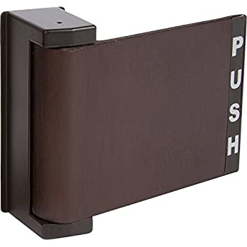 Dl2164a Crl Aluminum Universal Push Pull Paddle Handle