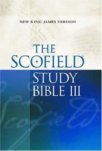 Book The Scofield Study Bible Iii, Nkjv Pdf ISBN-10 019527525X, ISBN
