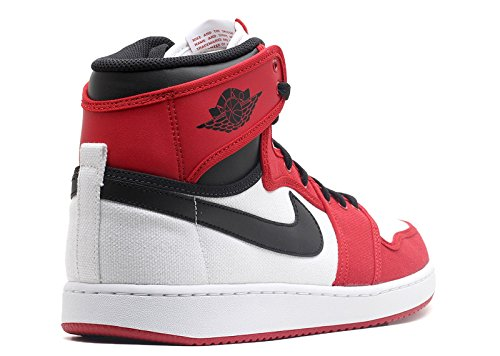 4742ca12e69b Jordan Mens AJ1 Ko High OG White Black-Varsity Red 638471-101 8.5 - Buy  Online in UAE.