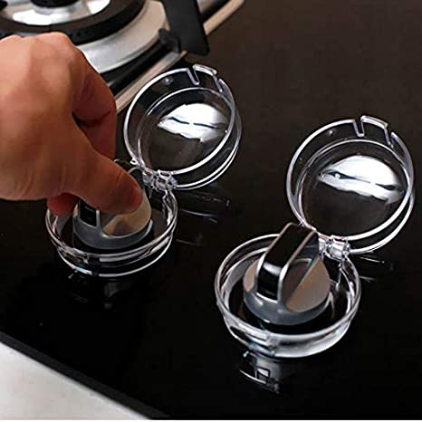 Ma Jia(TM) - Protector de botones para horno, 6 unidades ...