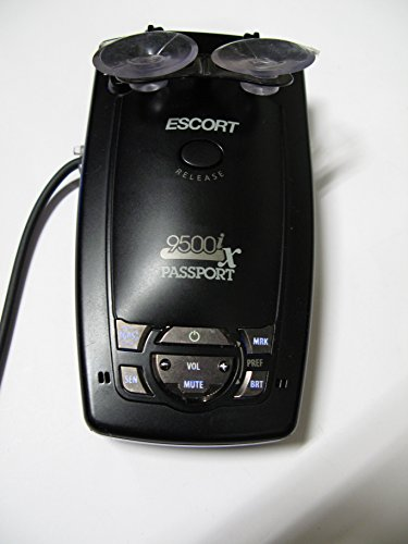 Escort Passport 9500IX Radar Detector product image