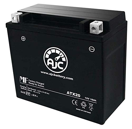 - Arctic Cat Tiger Shark 640CC Personal Watercraft Replacement Battery (1997-1999) - This is an AJC Brand Replacement