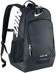 Nike Team Training Max Air Large Backpack Backpack Black/Black/White Multi Snake One Size