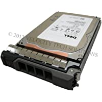 Dell T857K 450GB 15K 64MB 6Gbps SAS 3.5' Enterprise Class Hard Drive in R Series Tray
