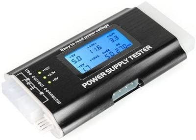 TM ATX BTX ITX Power Supply Tester With LCD Display SODIAL