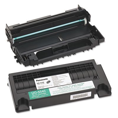 (Panasonic Black Toner Cartridge)