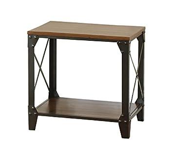 Amazon Com Steve Silver Company Winston Square End Table Kitchen