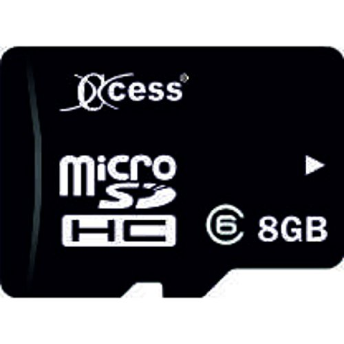 Xccess 8  GB Class 6 Memory Card