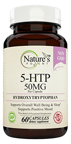 Natures Potent Supplement Supports Capsules product image