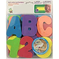 26 Letters Bath Toys Bath Letters Baby Early Alphabet Educational Tool