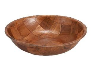 Winco WWB-14 Wooden Woven Salad Bowl, 14-Inch, SET OF 4 ... (B00Q52DJTQ) | Amazon price tracker / tracking, Amazon price history charts, Amazon price watches, Amazon price drop alerts