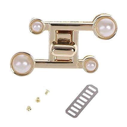 7edd2f15f15 Amazon.com: Bag Parts Accessories - Clasp Turn Lock Twist Locks ...