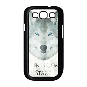 winter is coming 3 Samsung Galaxy S3 9300 Cell Phone Case Black gift zhm004-9247522