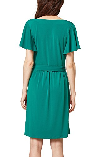 Green Collection Grün Emerald 305 Kleid Damen ESPRIT pOqXq