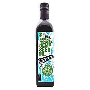 Organic Sprouted Hemp Seed Oil – Vegan and G...
