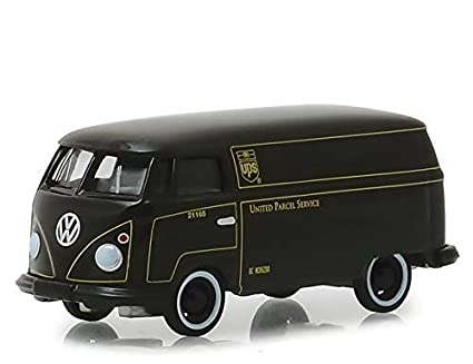 UPS United Parcel Service Delivery Truck Collectible 1//64 Scale Diecast Model