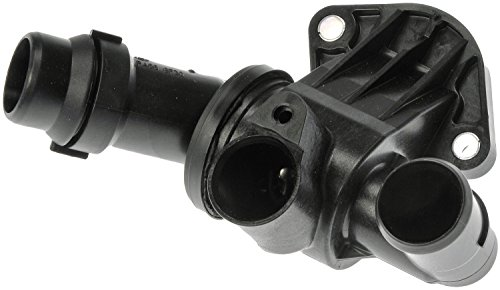 2008 Audi A4 Thermostat - Dorman OE Solutions 902-5134 Engine Coolant Thermostat Housing