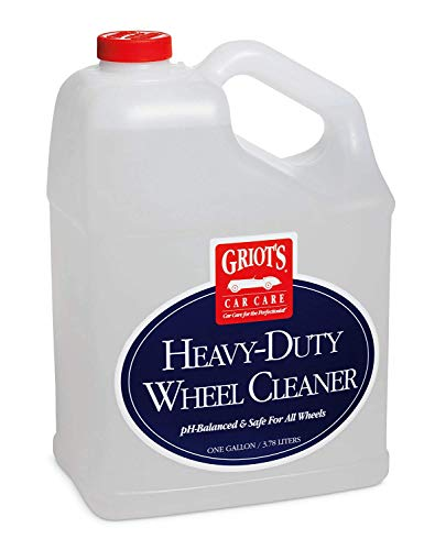 - Griot's Garage 11027 Heavy Duty Wheel Cleaner Gallon