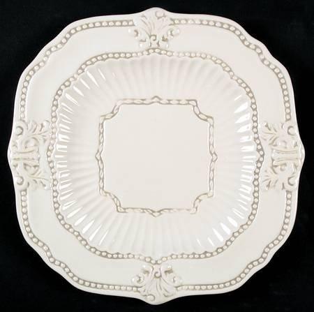 American Atelier Baroque Dinner Plate, Fine China Dinnerware