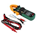 AC/DC Digital Multimeter Electric Tester Current Clamp Meter Ammeter MS2008B