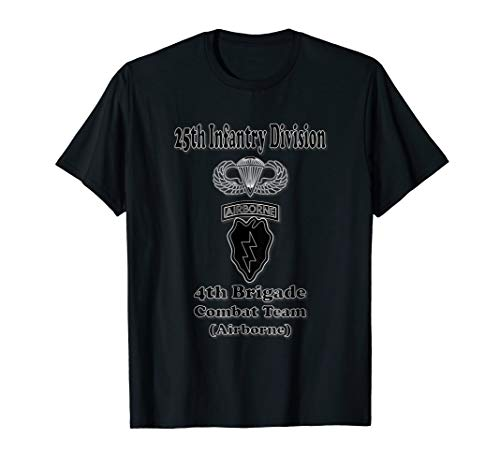 25th Infantry Division, 4th Brigade (Airborne) T-Shirt