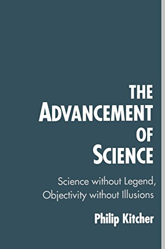 the advancement of science - 1