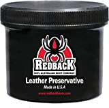 Redback Boots Leather Preservative, 4 oz.