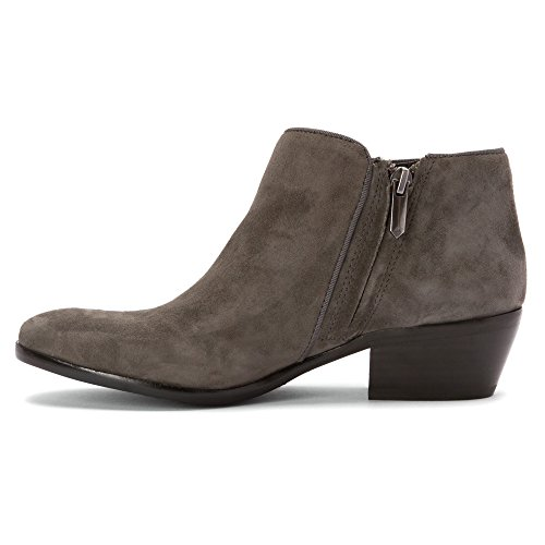 5 Petty Dark Grey Sam Halbstiefel amp; Stiefeletten Edelman Fashion Damen OfwFWnF7px