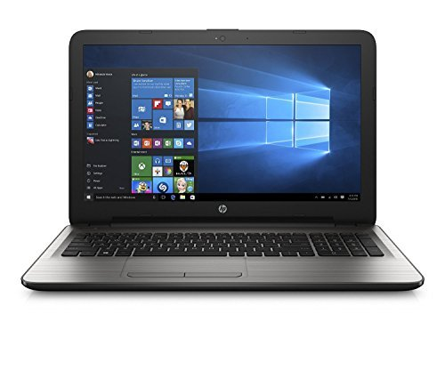 2016 Newest HP 15 Premium High Performance Flagship Laptop with 15.6' FHD Display, Latest Gen Intel Core i5, 8GB Memory, 1TB HDD, DVD, Bluetooth, HDMI, WiFi, Webcam, Windows 10, Silver