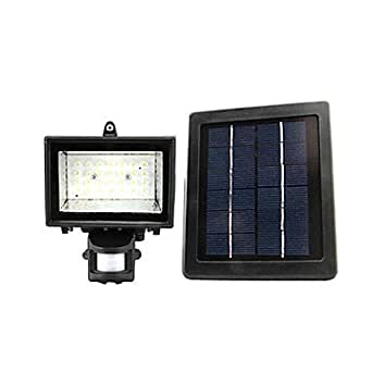 GD 1.68W 28-luz LED de aluminio recargable Contemporáneo Luz solar del jardín(TYN)