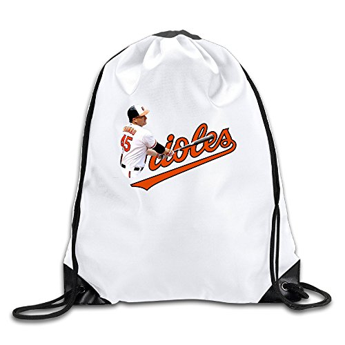 XJBD Custom Nark Trumbo Personalized Boys And Girls Backpack White (Nick Hotel Tickets compare prices)