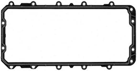 Engine Oil Pan Gasket Lower Mahle OS32470