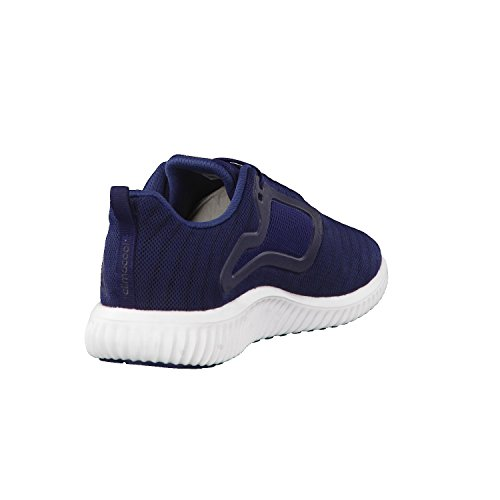 Adidas ClimaCool cm–Chaussures de running pour homme, Bleu–(maruni/maruni/Plamet) 491/3