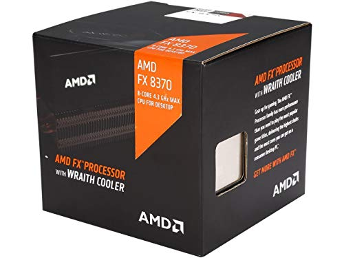 FX-8370 Octa-core  4 GHz Processor - Socket AM3+ - 1