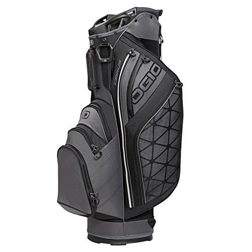 OGIO Cirrus Cart Bag, Black