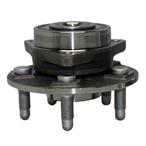 Price comparison product image Detroit Axle Front Driver or Passenger Side Complete Wheel Hub and Bearing Assembly - 2010-2016 Chevy Camaro LT,  LS,  SS Only - [2008-2016 Cadillac CTS Not for V Models]