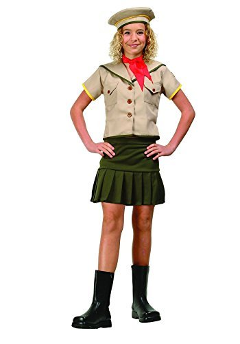 Girl Scout Halloween Costumes (Sexy Girl Scout Costume Child)
