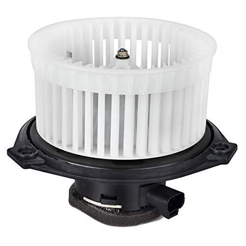 FAERSI HVAC Plastic Heater Blower Motor Compatible with 2000-2005 Buick Century/2000-2004 Buick Regal/2000-2004 Chevrolet Corvette/2001-2003 Chevrolet Impala Monte Carlo/2000-2002 Oldsmobile Intrigue