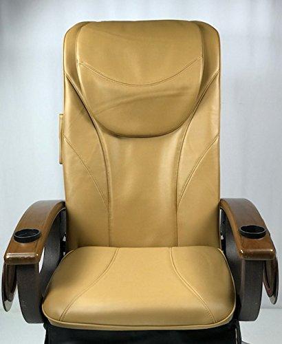 Pedicure Chair Cushion Massage COVER NEW CARAMEL Nails salon Pedicure Salon Furniture TYPE A