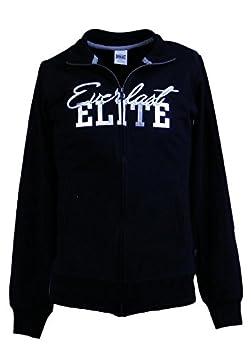 Everlast Sudadera con Capucha de Mujer Mod.Elite Full Zip, Negro (Negro 2000): Amazon.es: Deportes y aire libre