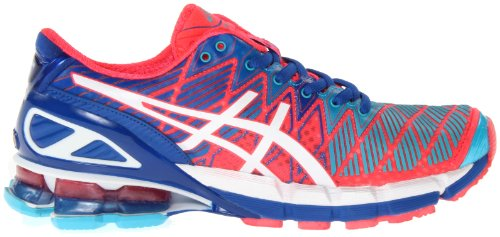 Women's White Punch Hot Asics 5 M 5 Shoe 5 Kinsei Running UK Gel Royal dqZwR8A