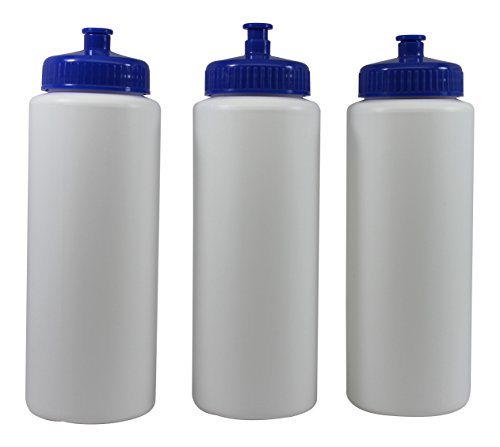 Sports Squeeze Water Bottles Bpa free product image