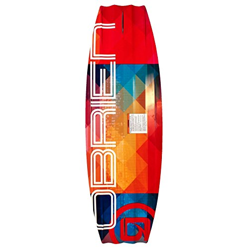 O'Brien Siren Womens Wakeboard with Nova Bindings, 6.5-9.5